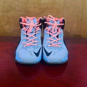 Kids Nike Lebron 12 Easter Edition